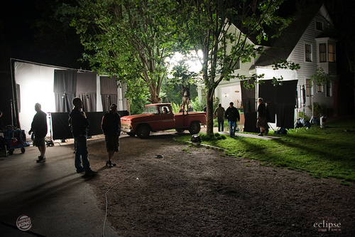Eclipse Behind the Scenes