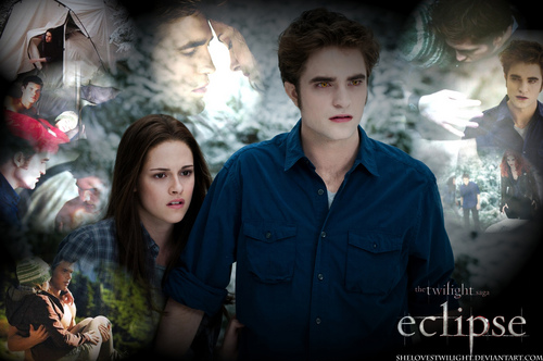 Eclipse Hintergrund with new stills