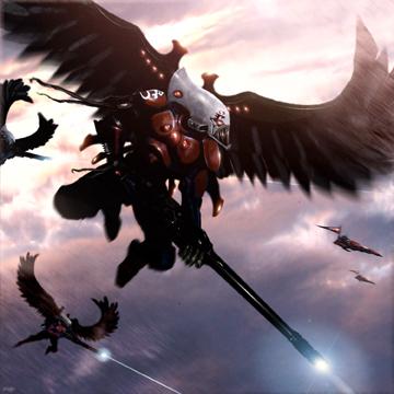 Eldar Swooping Hawk