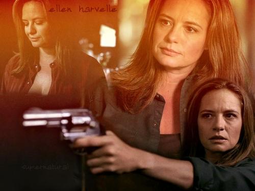 Ellen Harvelle [Supernatural]