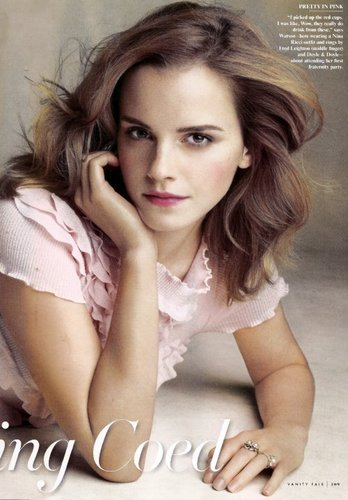 Emma Watson Various fotografias