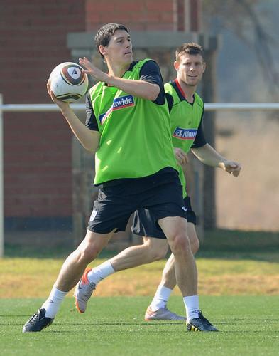 England Team Training (June 25)