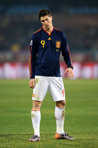 Fernando Torres - Spain (2) vs Chile (1)