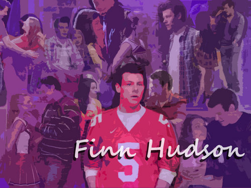Finn Hudson Wallpaper !