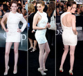 Get A 360-Degree View Of Her White Hot 'Eclipse' Dress! - twilight-series photo