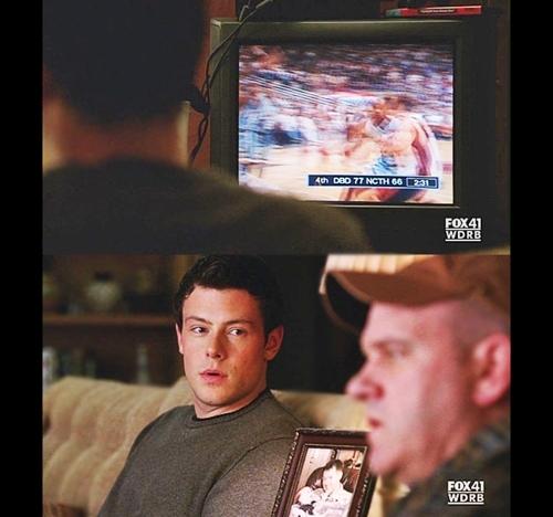 Glee Picscam !