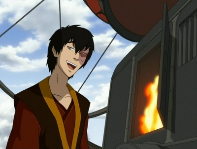 HAPPY ZUKO :] - zuko Screencap