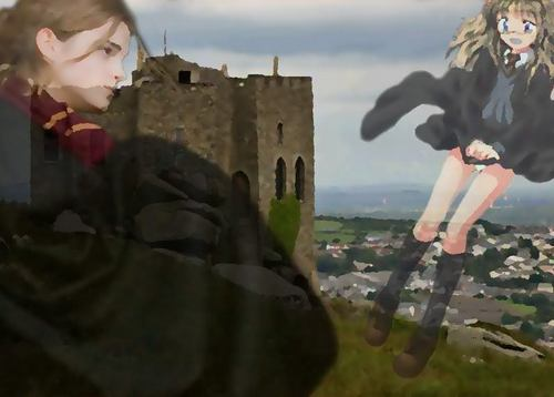 Hermione WP sa pamamagitan ng me