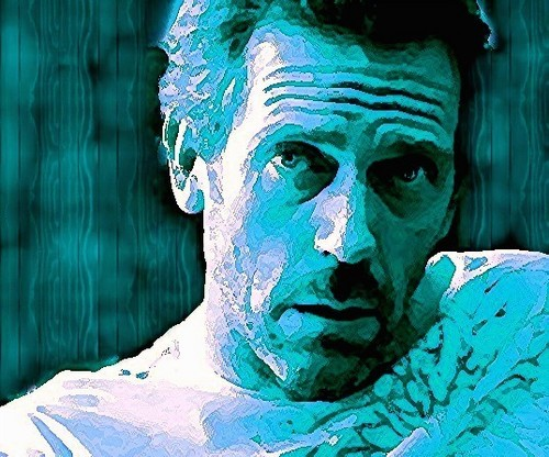 Hugh Laurie Darkness