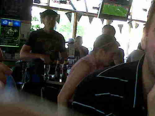 Hugh Laurie in da South Loop Club - Chicago