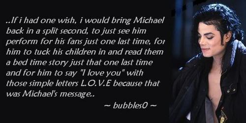I love you, bubbles0