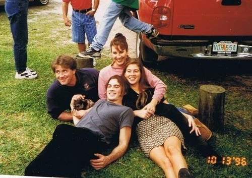 Ian &Fans/Friends/Family