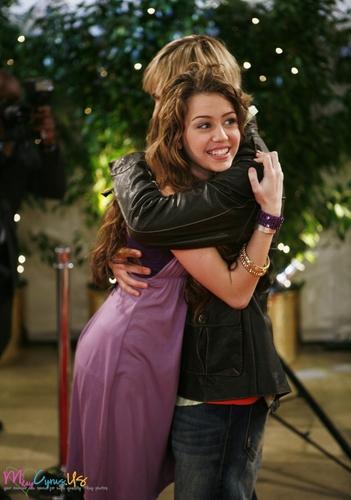 Jake & Miley