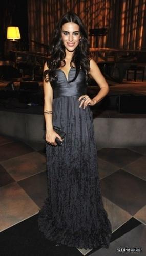 Jessica @ The 12th Annual White Tie & Tiara Ball To Benefit The Elton John AIDS Foundation