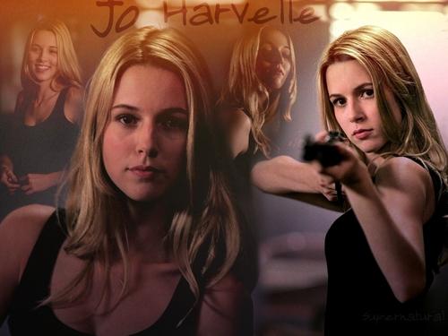 Jo Harvelle [Supernatural]