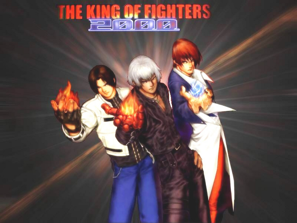 The King Of Fighters Images Kof 2000 Hd Wallpaper And Background