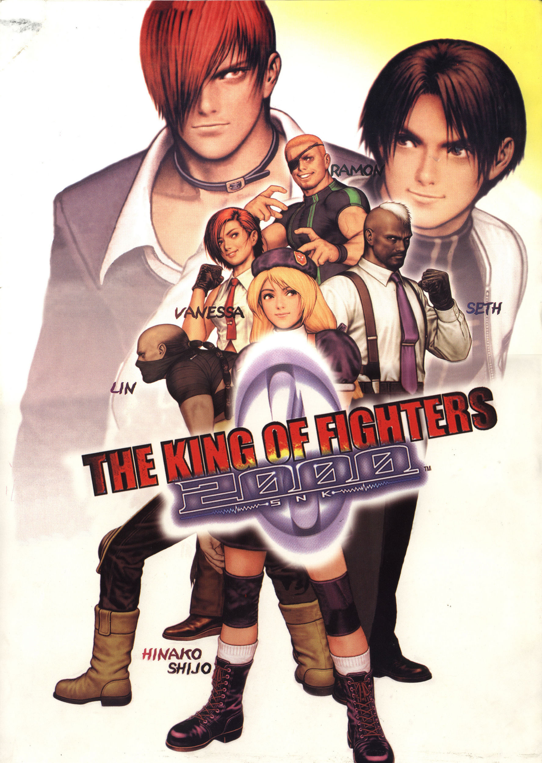 Kof 2000 The King Of Fighters Photo 13368462 Fanpop