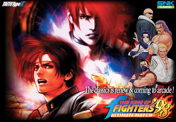 The King Of Fighters Images Kof 98 Wallpaper And Background Photos
