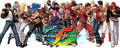 KOF Rebirth - the-king-of-fighters photo