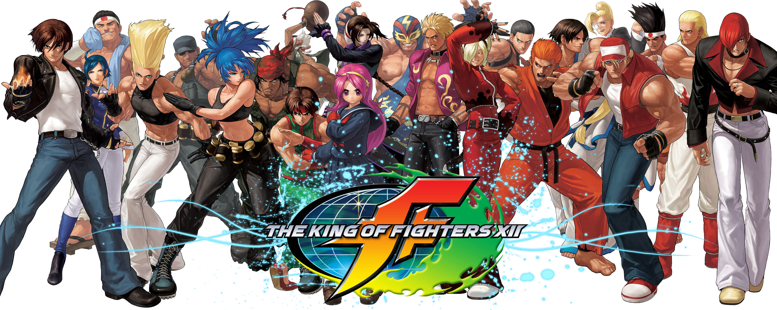 KOF Rebirth the king of fighters 13368389 2560 1024 Wild sex in naruto hentai