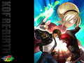 KOF XII- Kyo v iori  - the-king-of-fighters wallpaper
