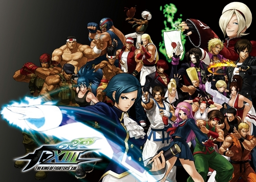 KOF XIII - the-king-of-fighters Photo