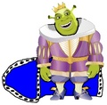 King Shrek - shrek fan art