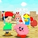 Kirby & friends  - kirby icon