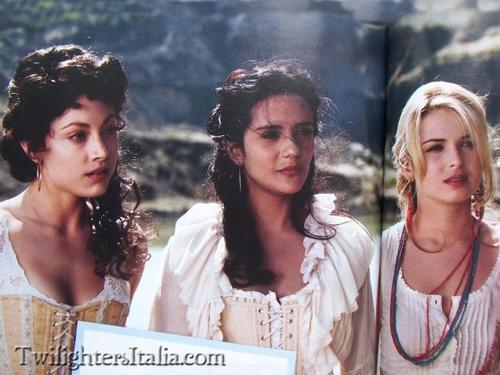 Kirsten As Lucy In Eclipse - Scans From Movie Companion