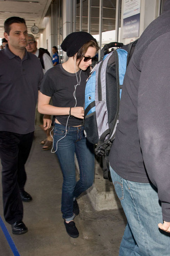Kristen heading to NYC