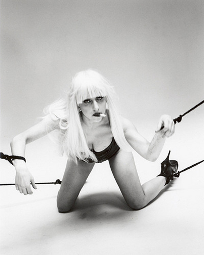 Lady GaGa by Nobuyoshi Araki - lady-gaga Photo