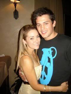 Lauren and Stephen