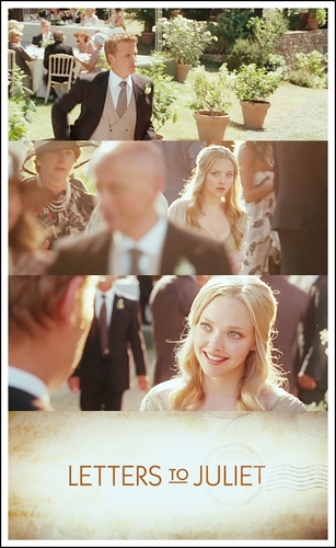 Letters to Juliet Picspam