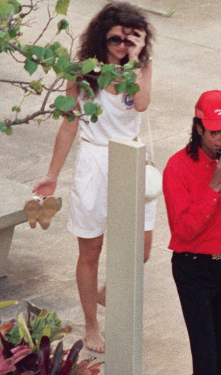 MICHAEL IN HAWAII - 1988