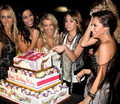 MILEY CYRUS 2009 BIRTHDAY PARTY