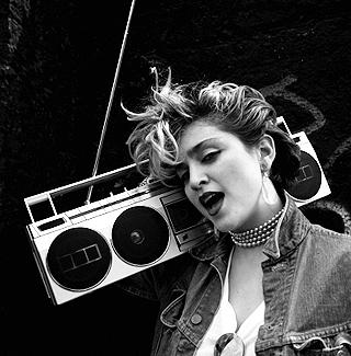 Madge 80s