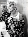 Madge 80s - madonna photo