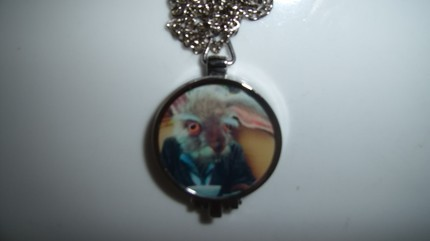 March Hare pocket watch