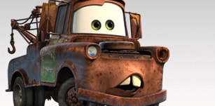 Cars (Disney-Pixar) fond d'écran titled Mater the tow truck pictures