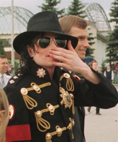 Michael Jackson in Poland