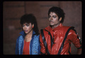 Michael's Thriller - michael-jackson photo