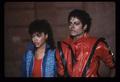Michael's Thriller - michael-jackson photo