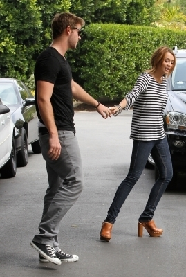 Miley&Liam < 3