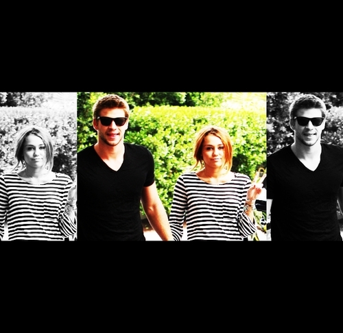 Miley&Liam < 3