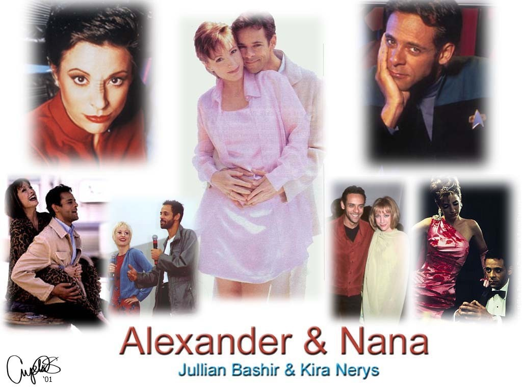 Nana and Alex - Star Trek: Deep Space Nine Wallpaper ...