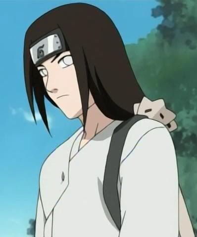Neji Hyuga wallpaper called Neji *sexy*