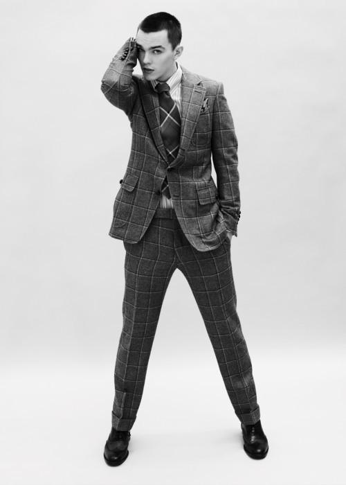 Nicholas Hoult sa pamamagitan ng Jason Hetherington