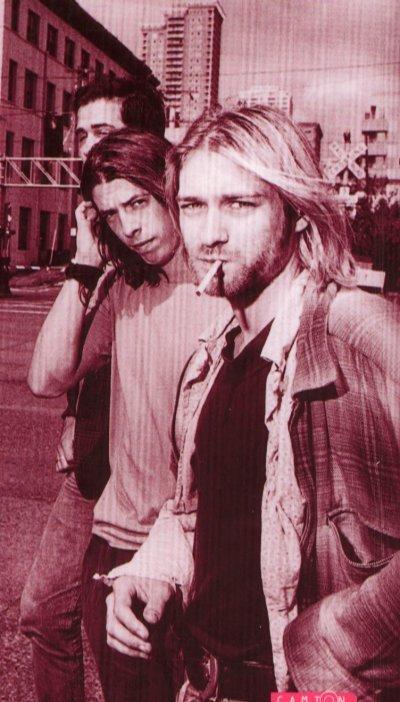 S Rock Mens Fashion Nirvana