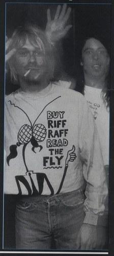 Dave & Kurt♥