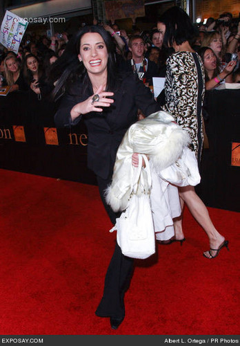 Paget Brewster@Twilight Saga New Moon-Premiere